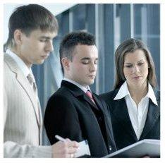 Gute Gespräche können das Arbeitsklima stark verbessern