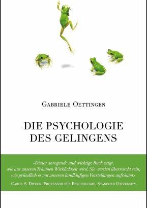 Gabrielle Oettingen läutet das Ende des positiven Denkens ein