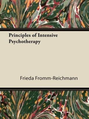 Frieda Fromm-Reichmann stellt ihre Form der Psychotherapie vor