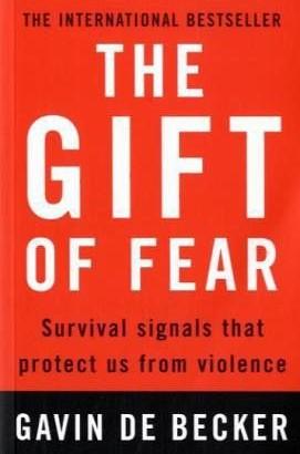 Gavin de Becker empfiehlt den Mut zur Angst