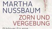 Martha Nussbaum beschreibt einige menschliche Schwächen